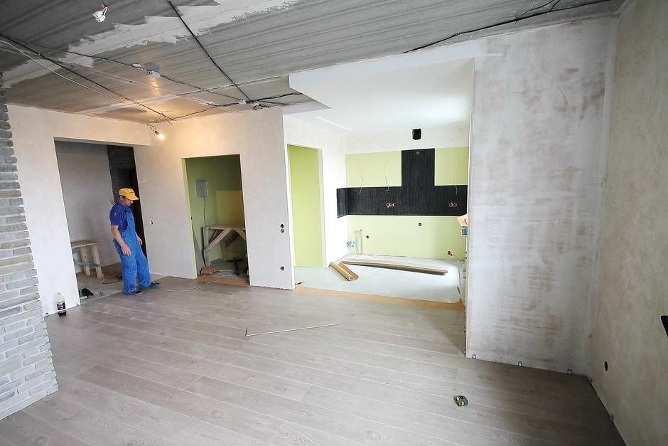Ремонт однокомнатной квартиры - 1ка