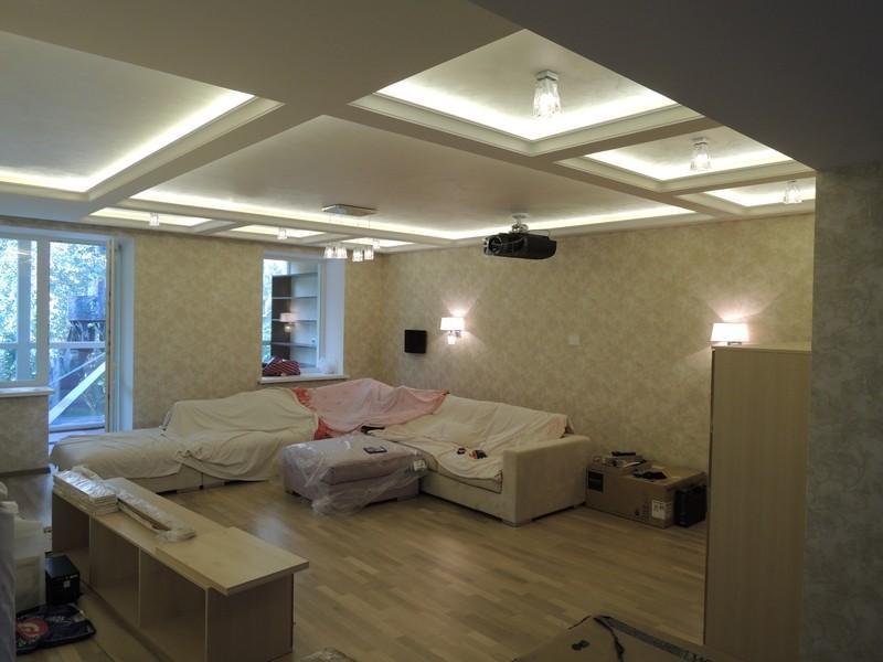 Ремонт трехкомнатной квартиры - 714-11