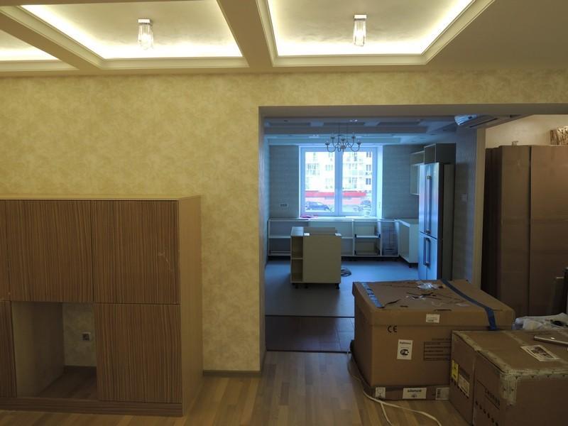 Ремонт трехкомнатной квартиры на Ленина, 118 - 1