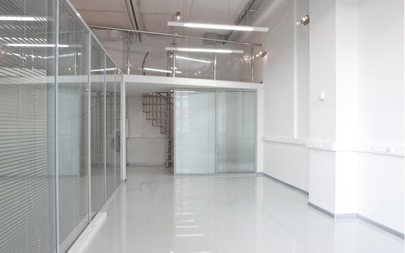 Ремонт складского помещения на 2-й Станционной,  64