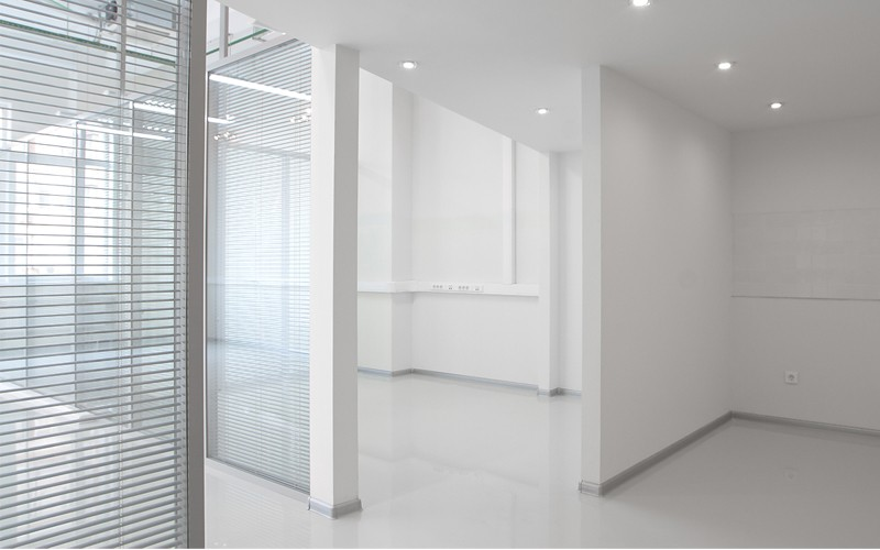 Ремонт складского помещения на 2-й Станционной,  64 - 7