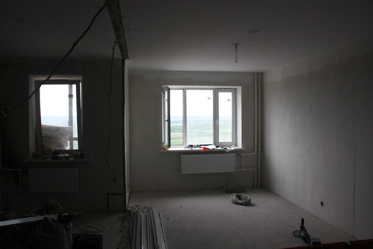 Ремонт однокомнатной квартиры - 1к - 3