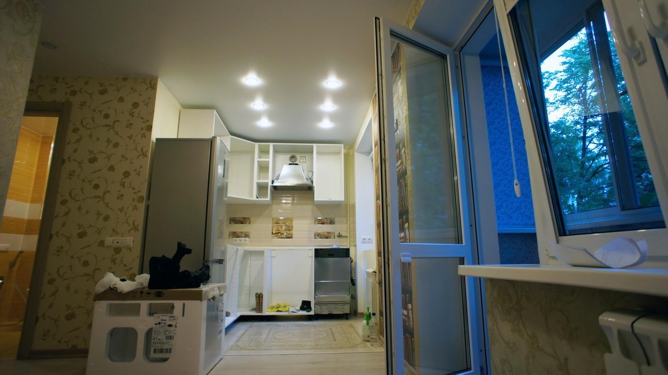 Ремонт однокомнатной квартиры - 1-ка - 4