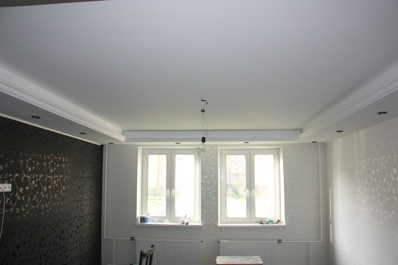 Ремонт однокомнатной квартиры - 1к