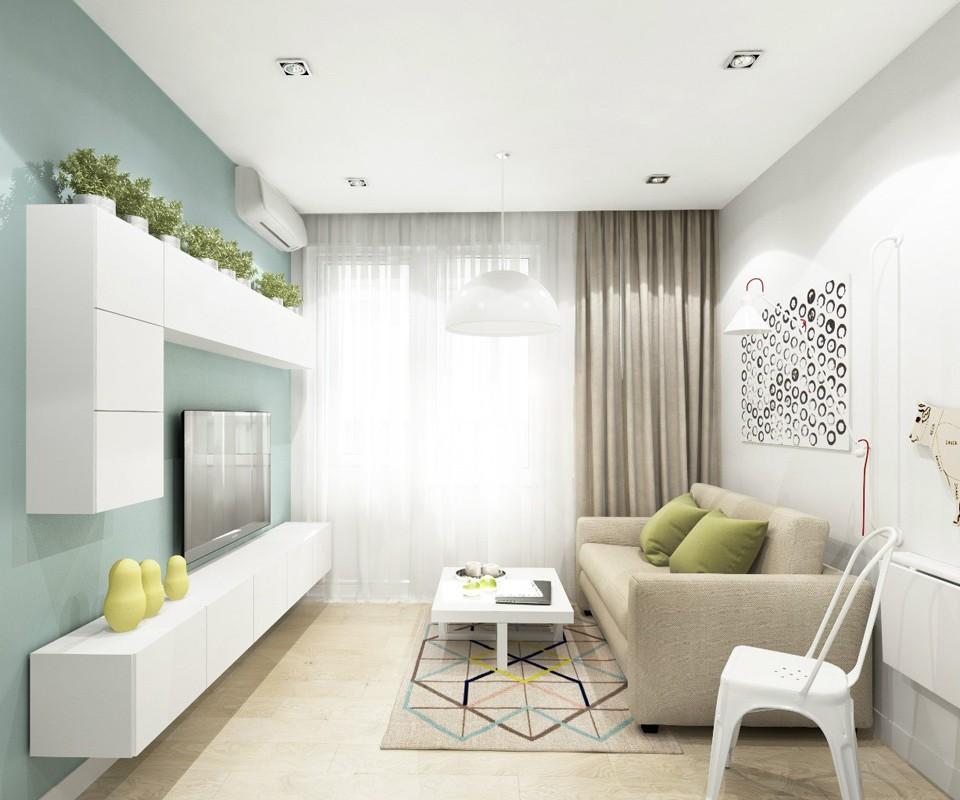 Ремонт в квартире — студии - 4