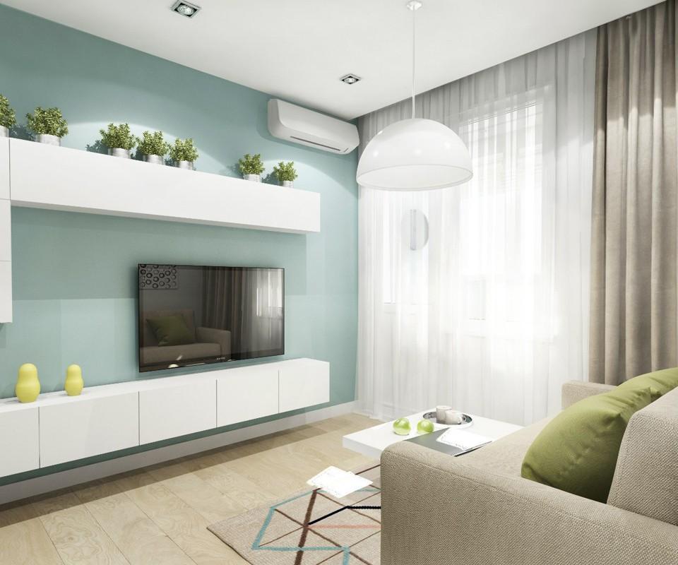 Ремонт в квартире — студии - 5