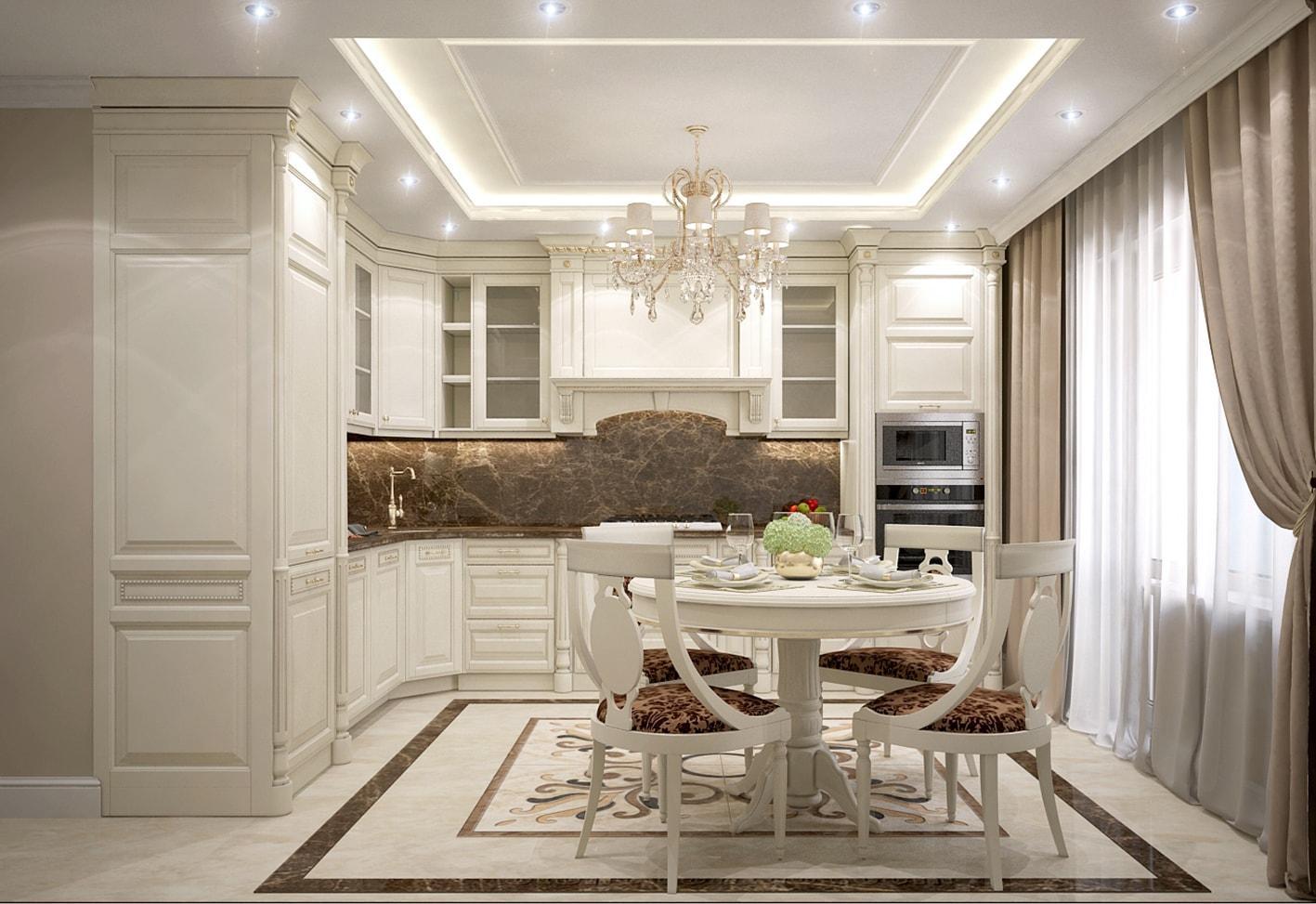 Дизайн-проект квартиры на Нарымской