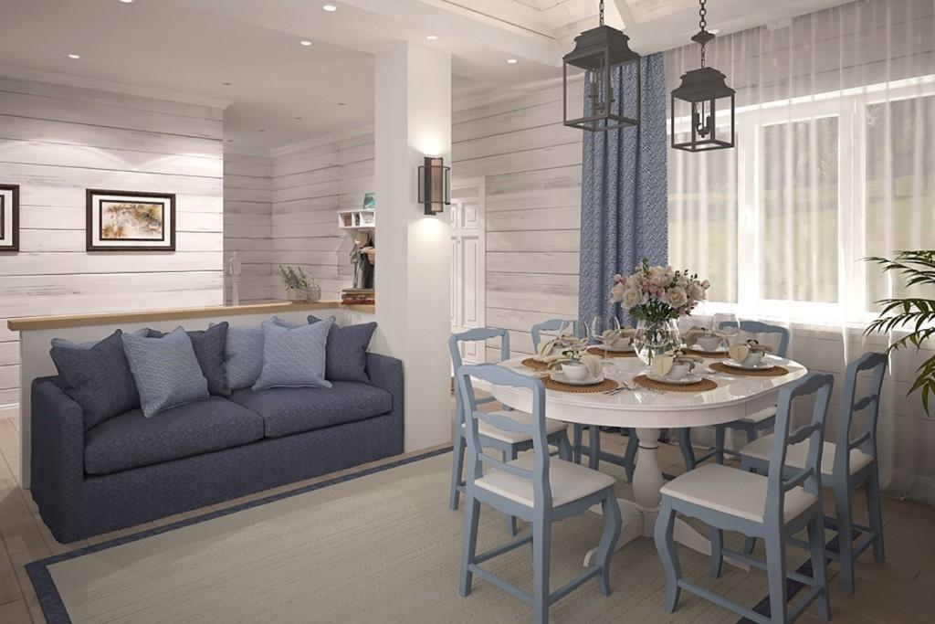Дизайн-проект частного дома на Сиреневой - 2