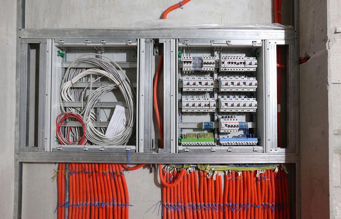 Электромонтажные работы - электромонтажные 2 - 2