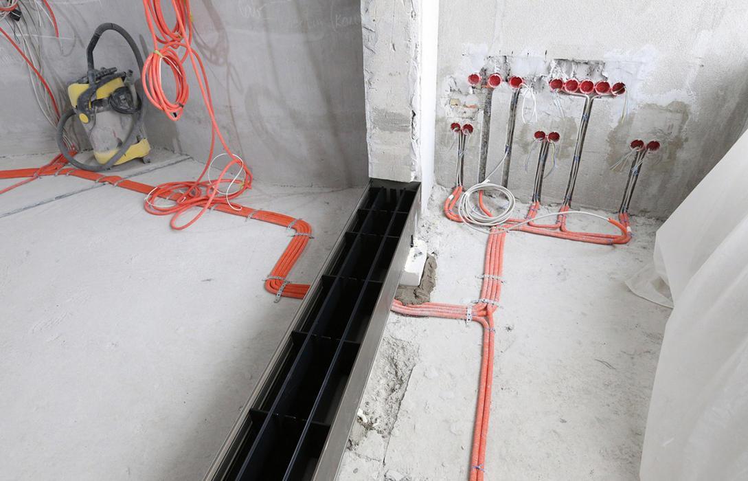 Электромонтажные работы - электромонтажные 2 - 3