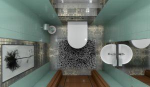 Мозаика: отличное решение отделки помещений