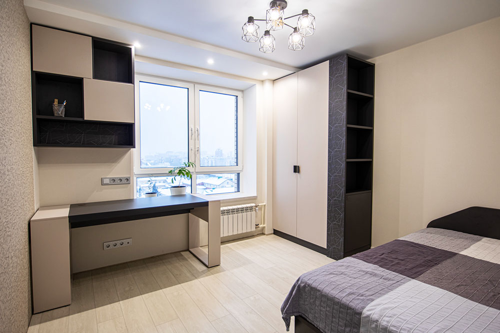 2 комнатная квартира на Островского - 4