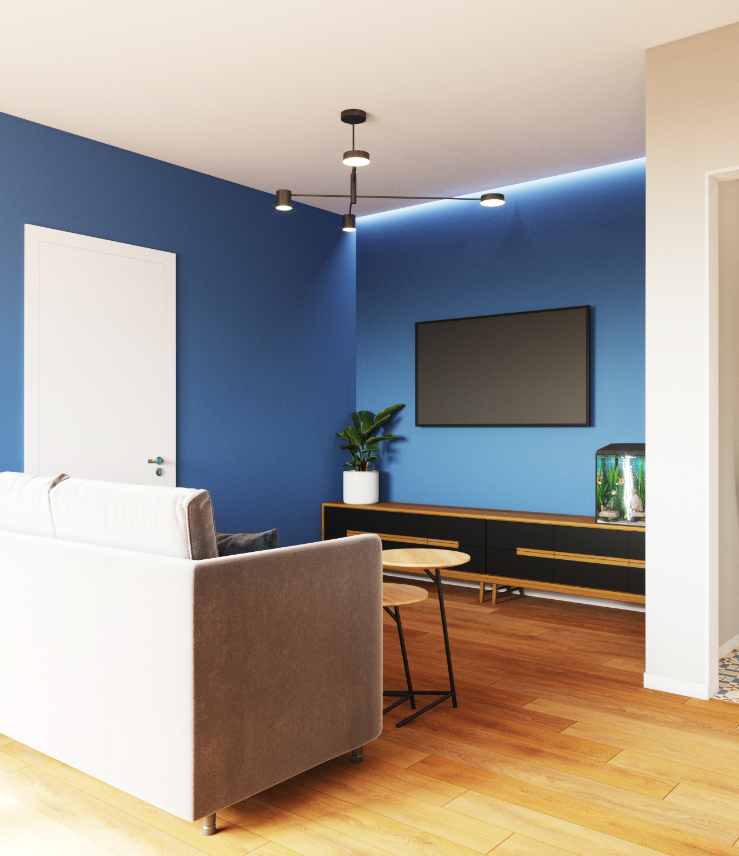 Дизайн проект квартиры в Академе - 3