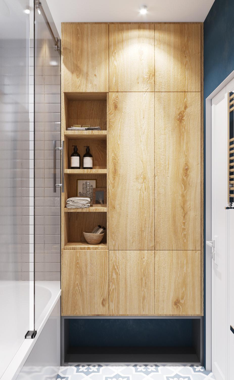 Дизайн проект квартиры в Академе - 8