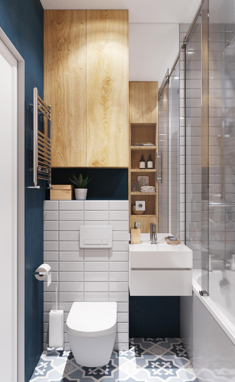 Дизайн проект квартиры в Академе - 9