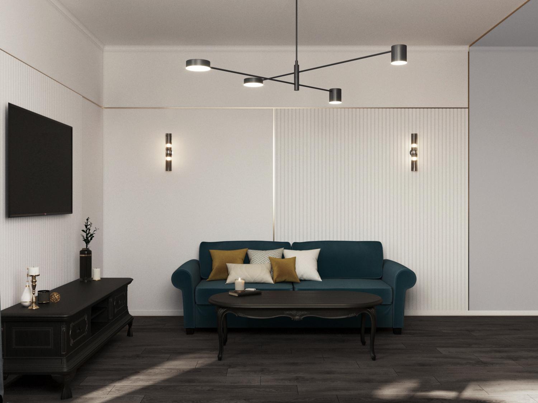 Дизайн проект квартиры Барышево (Инская) - 4
