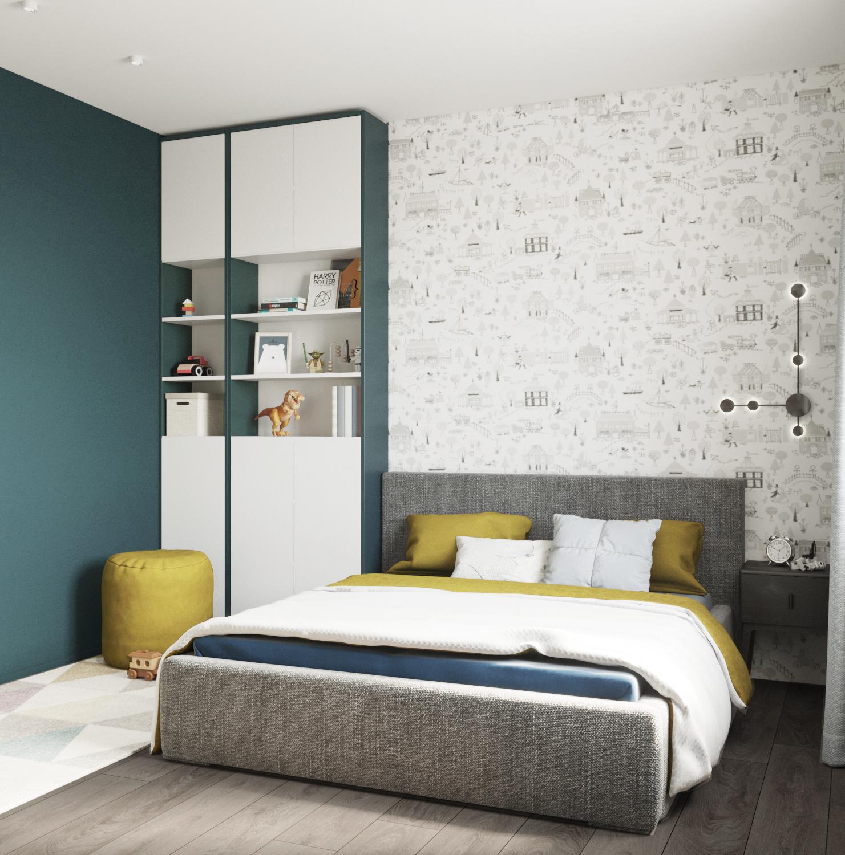 Дизайн проект квартиры Барышево (Инская) - 5