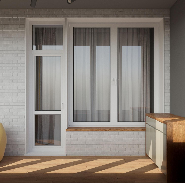 Дизайн проект Лескова 25 - 8