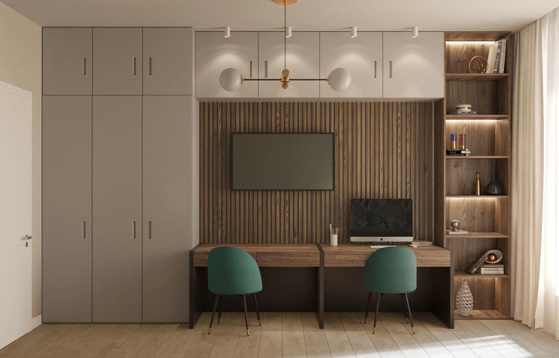 Дизайн проект Лескова 25