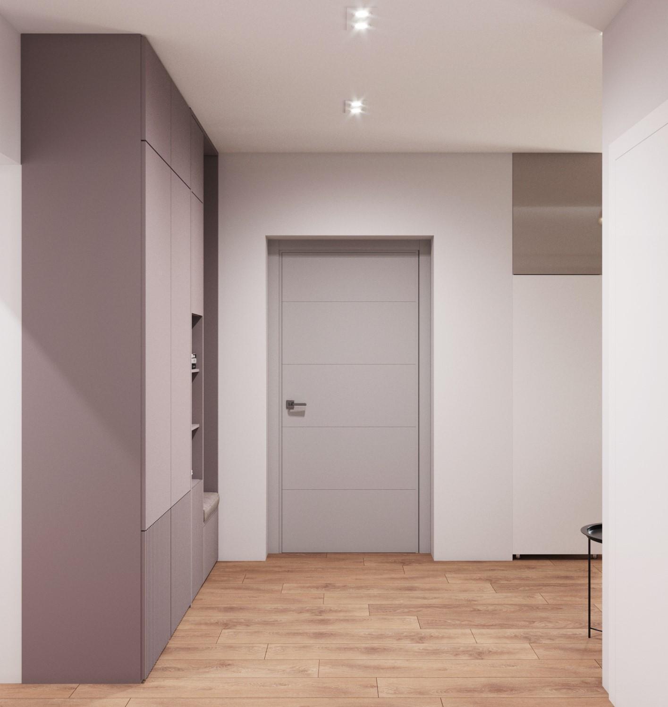 Дизайн квартиры на Мясникова - 1