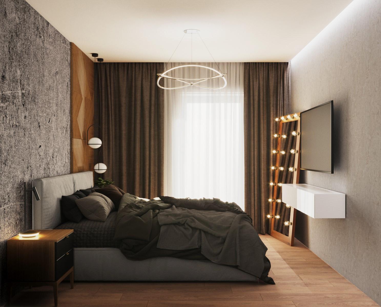Дизайн квартиры на Мясникова - 3