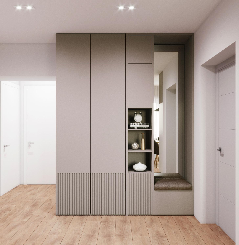 Дизайн квартиры на Мясникова - 5