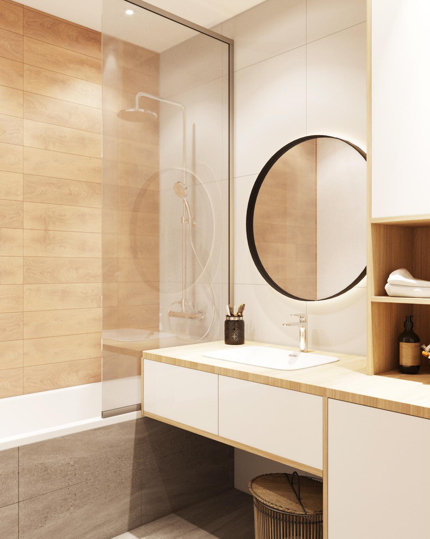 Дизайн квартиры на Мясникова - 6
