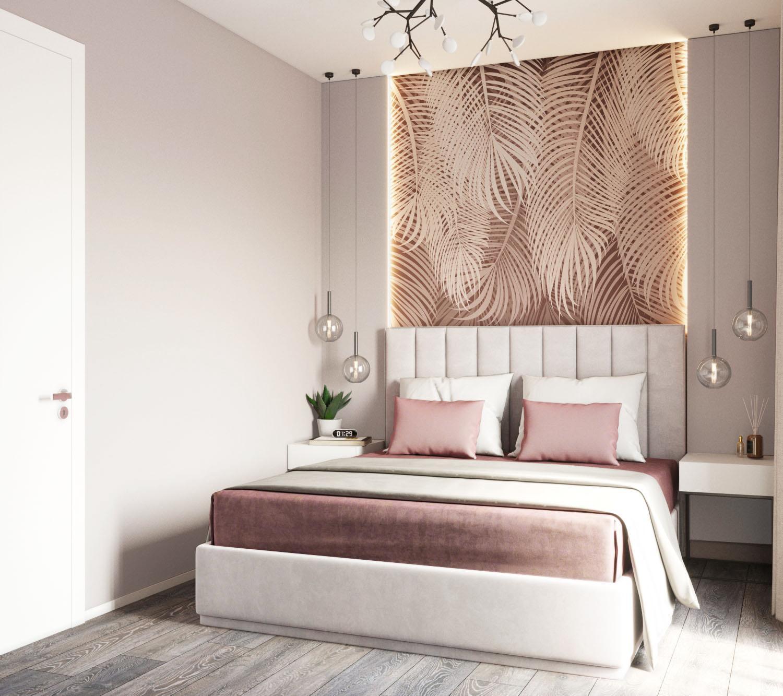 Дизайн квартиры в ЖК Пифагор - 4