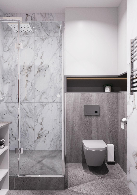 Дизайн квартиры в ЖК Пифагор - 7