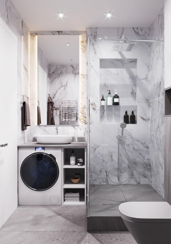 Дизайн квартиры в ЖК Пифагор - 8