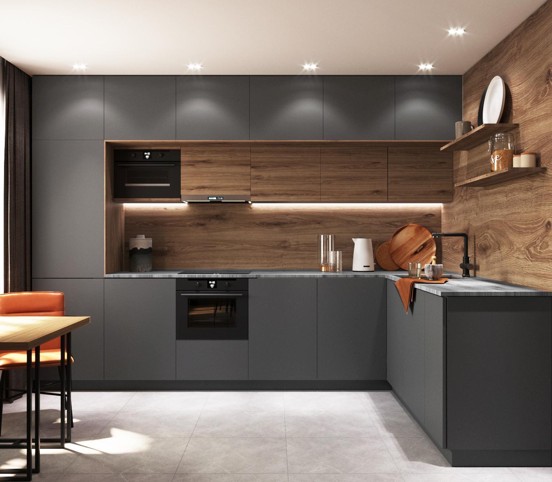Дизайн квартиры на Полтавской 2