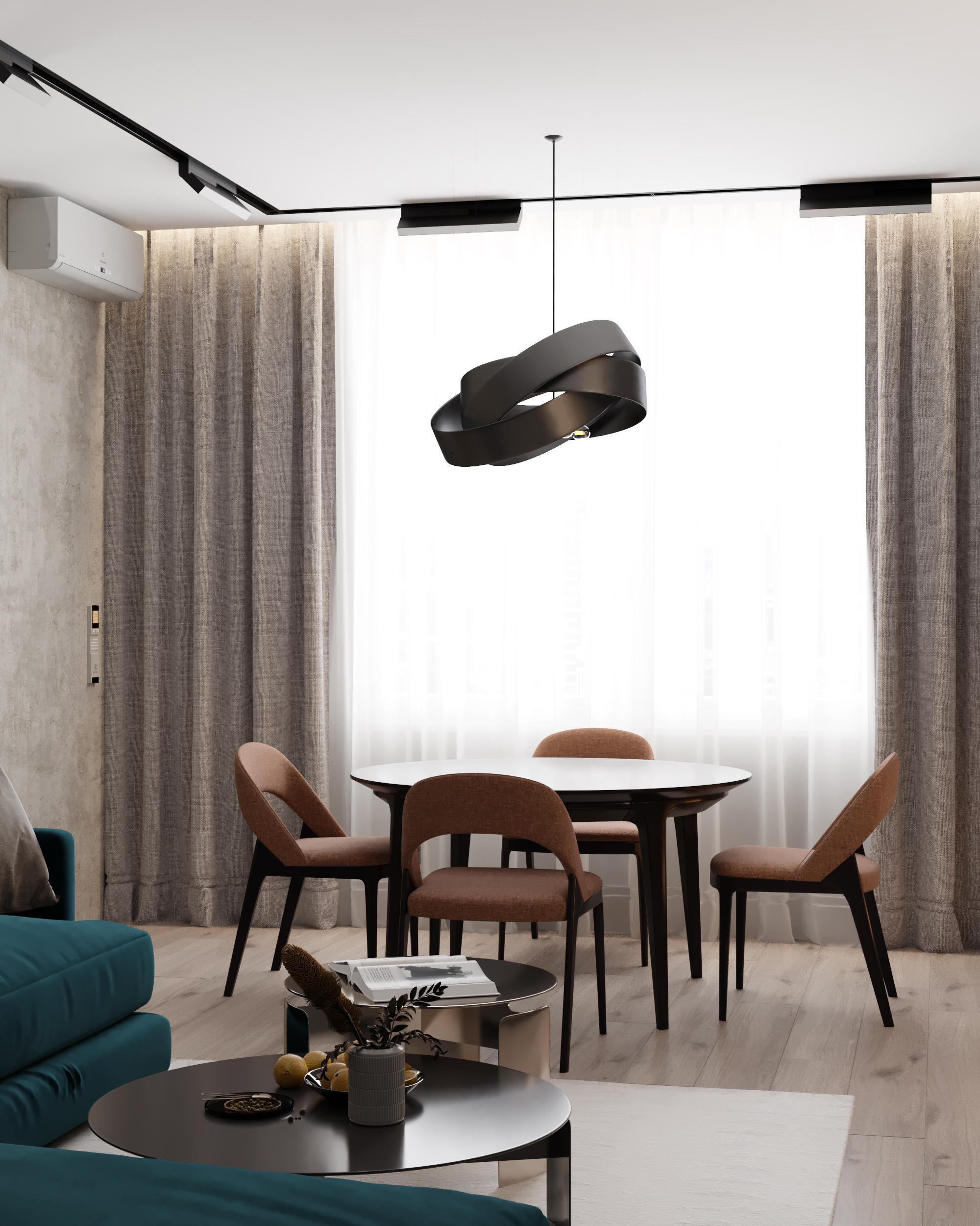 Дизайн квартиры на Зыряновская 60 - 3