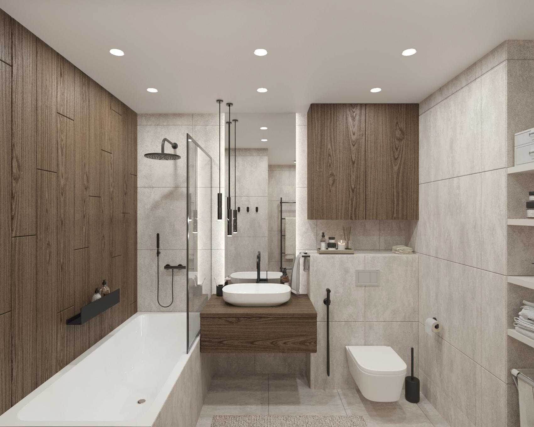Дизайн квартиры в Панораме