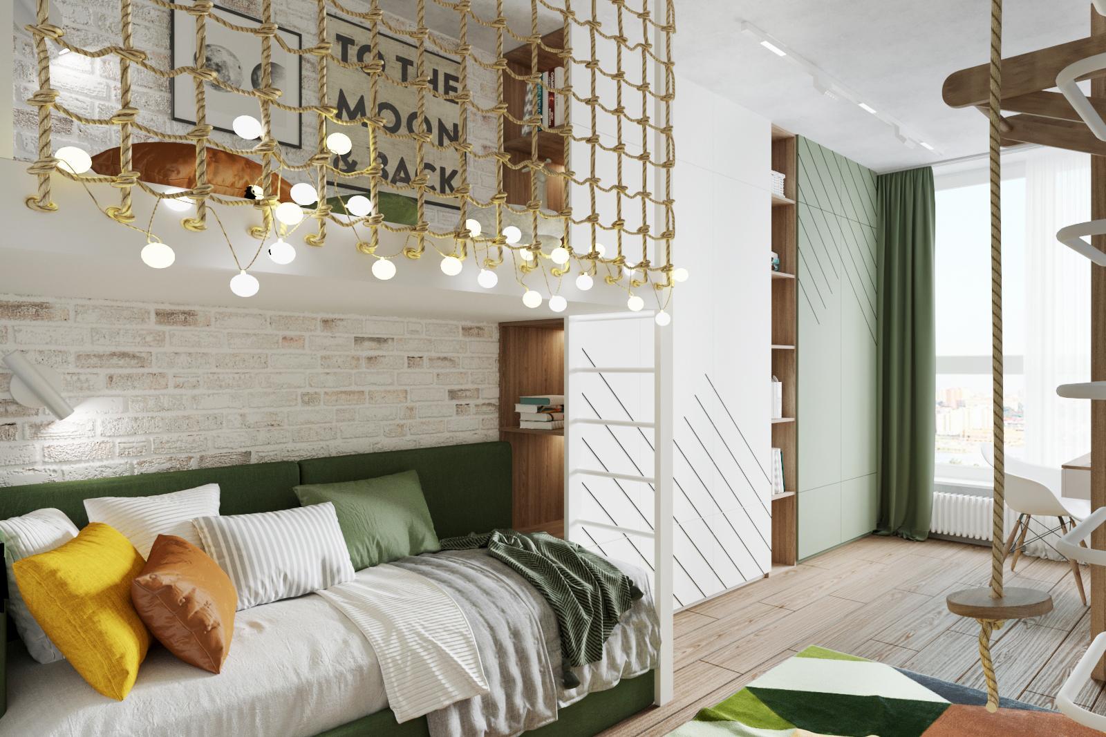 Дизайн квартиры в Панораме - 5