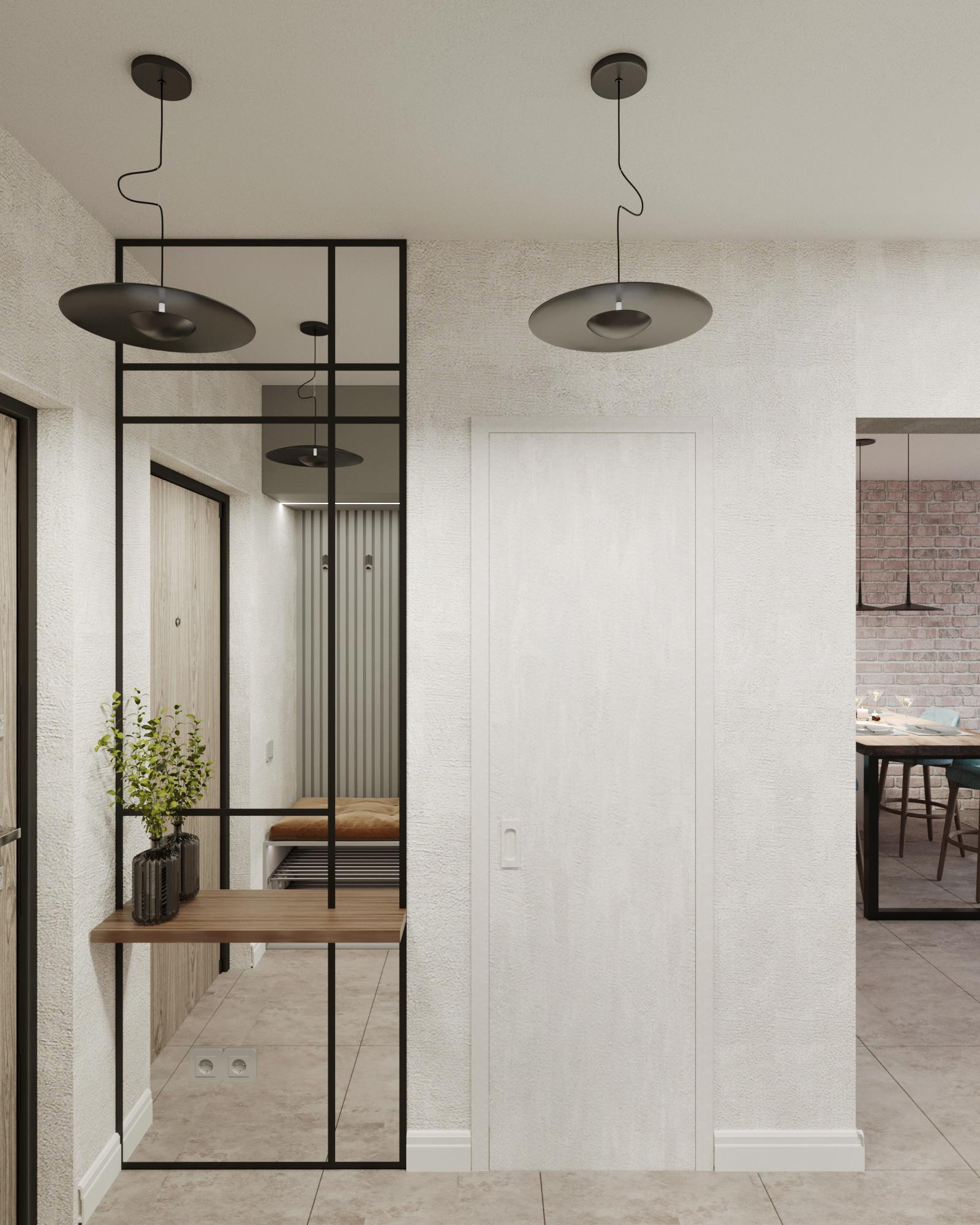 Дизайн квартиры в Панораме - 7