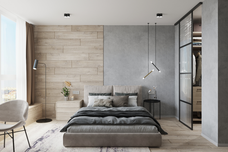 Дизайн квартиры в Панораме - 11