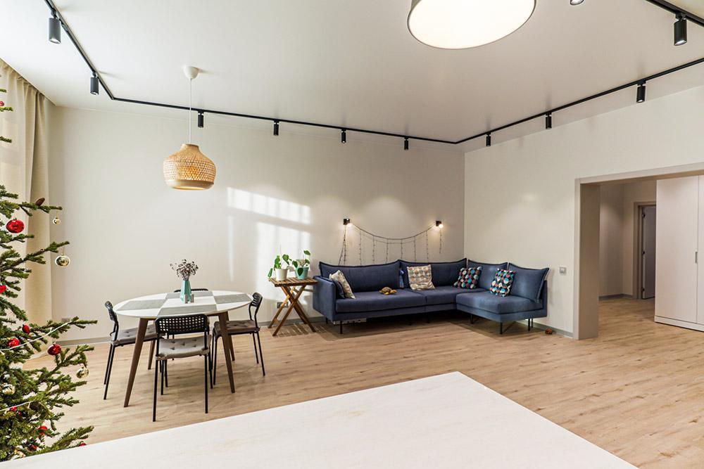 Квартира в ЖК Да Винчи - 3