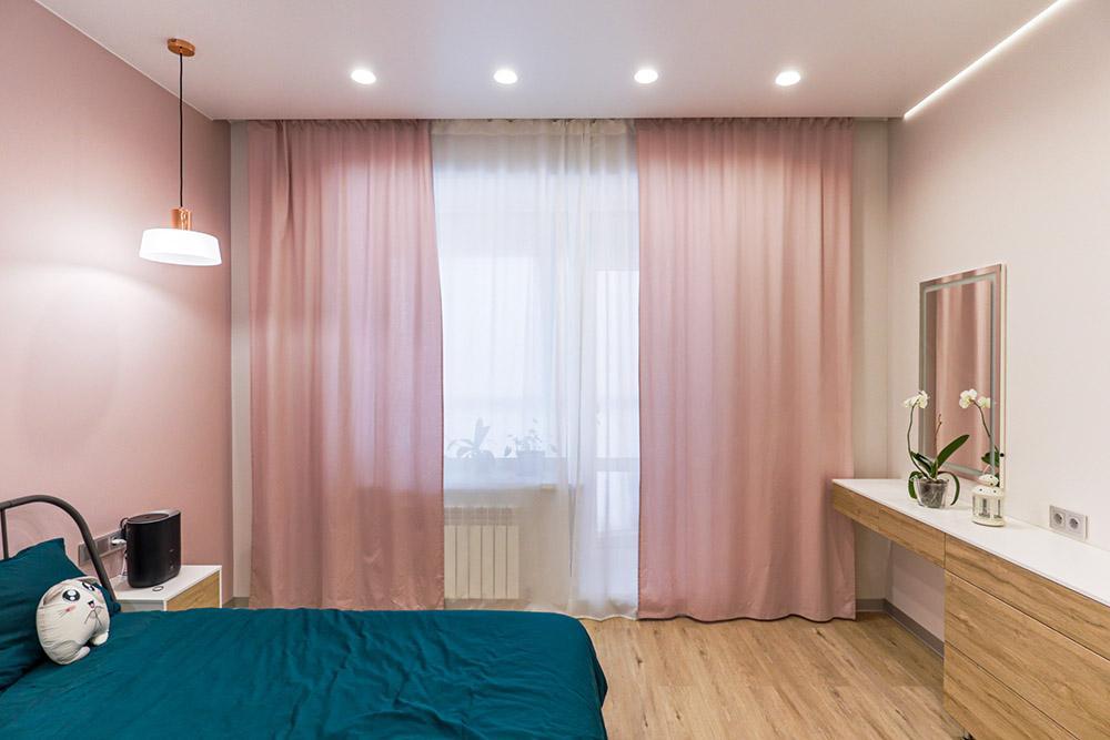 Квартира в ЖК Да Винчи - 7